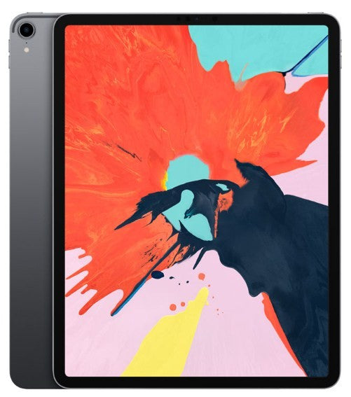 Apple iPad Pro 12.9 (2018) 512 جيجا بايت WiFi + Cellular مع FaceTime Space Grey