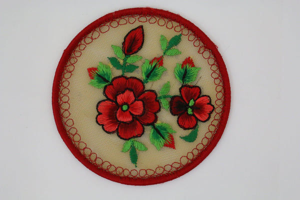 Embroidery Designer Coaster set