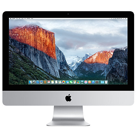 iMac 21.5 -inch, Core i5 2.8GHz/8GB/1TB/Intel Iris Pro 6200 - English