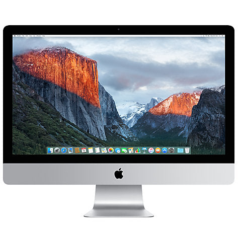 iMac 27 -inch 5K Retina, Core i5 3.2GHz/8GB/1TB/AMD Radeon R9 M380 w/2GB - English
