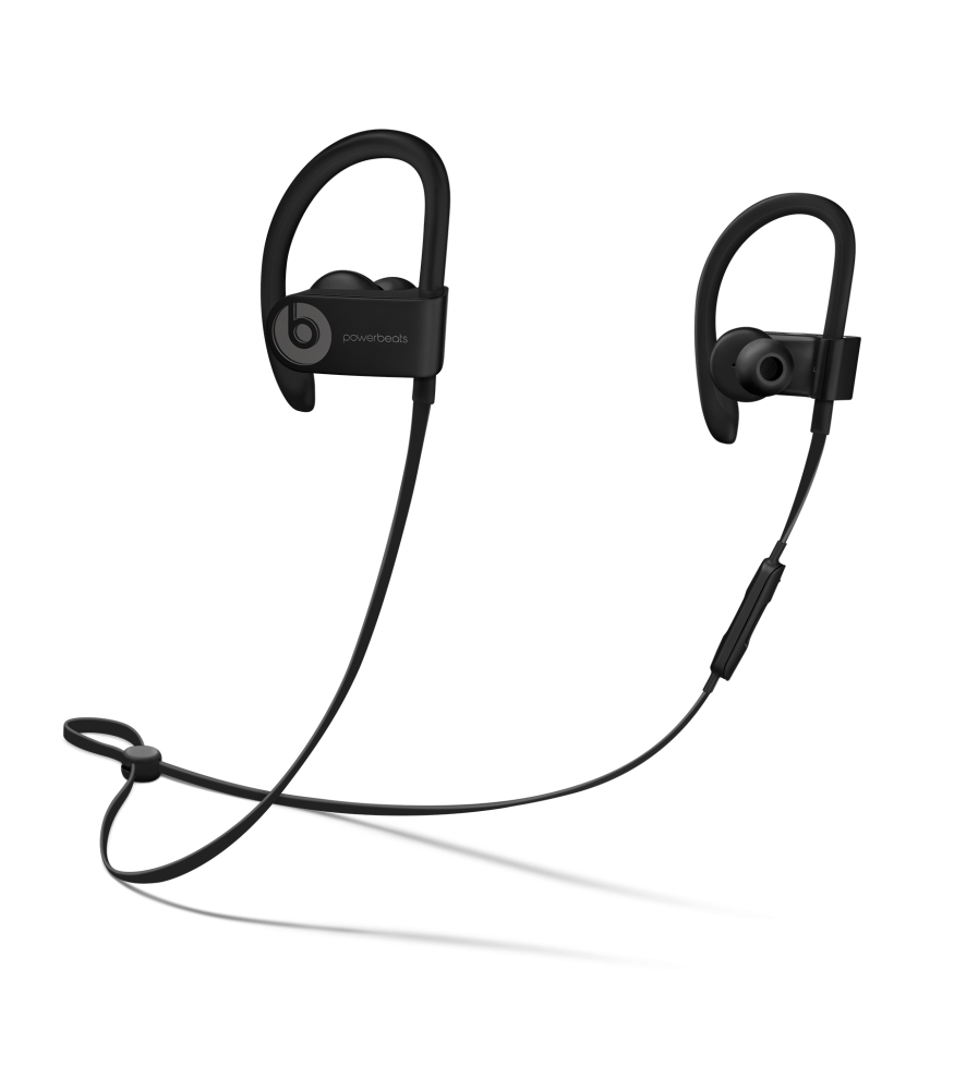 Powerbeats3 Wireless Earphones - Black