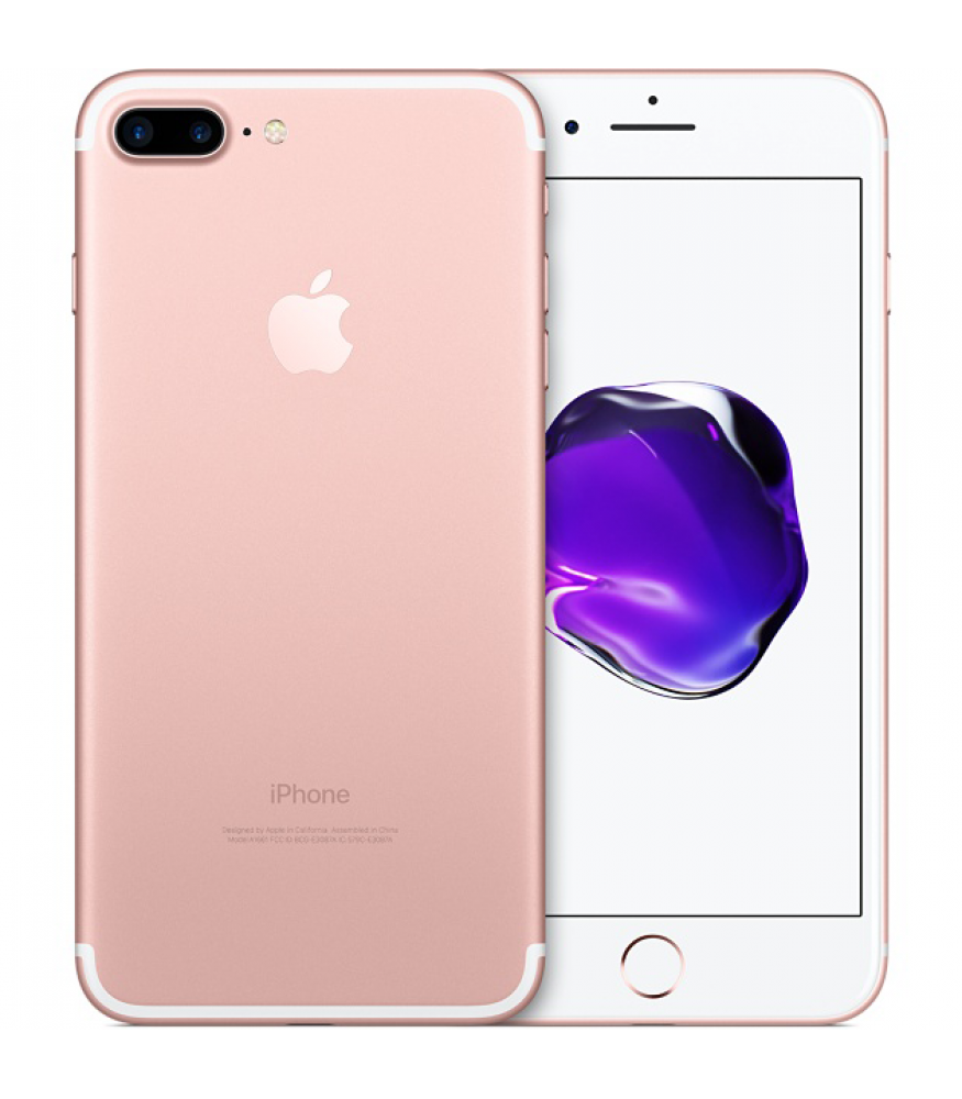 Apple iPhone 7 Plus - 128GB 3GB Rose Gold