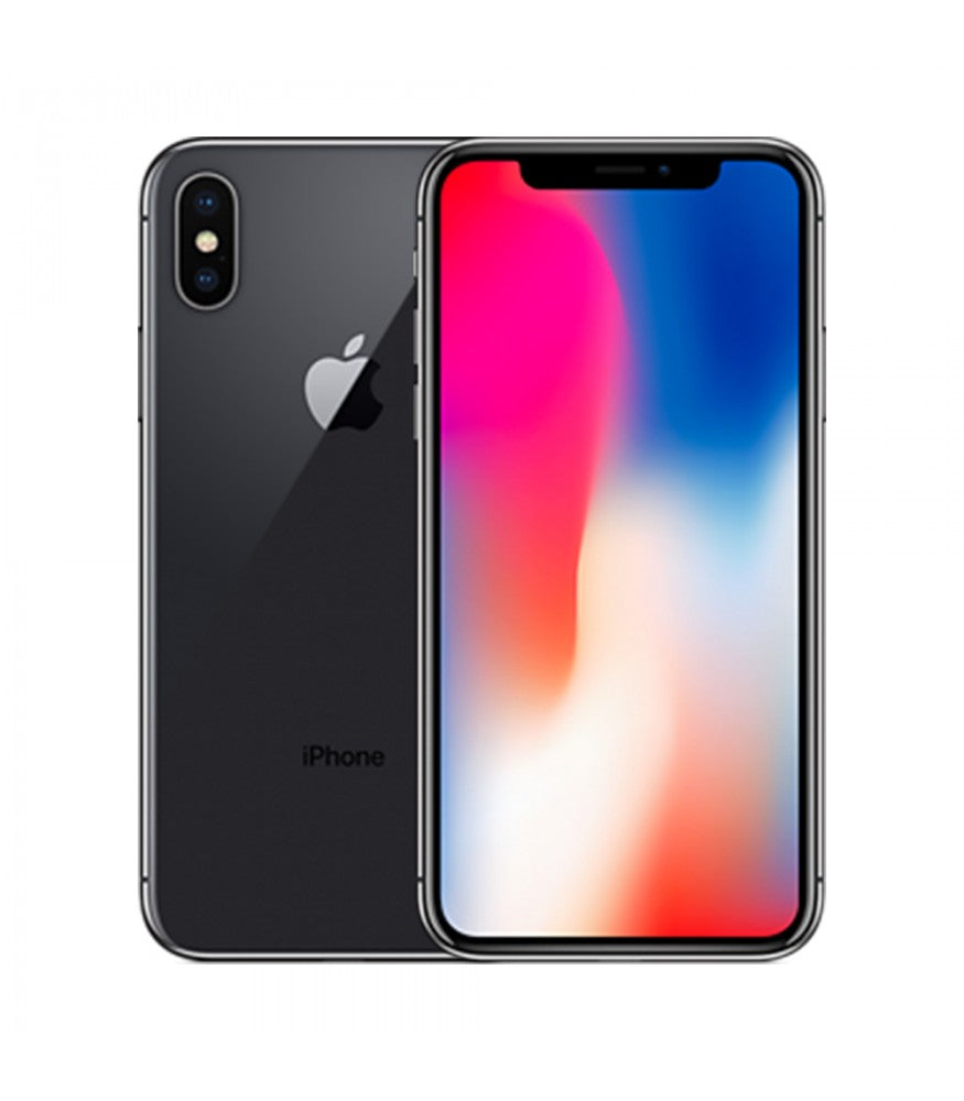 Apple iPhone X - سعة 256 جيجا بايت 3 جيجا بايت رمادي