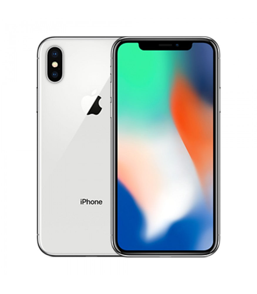 Apple iPhone X - 256GB 3GB Silver