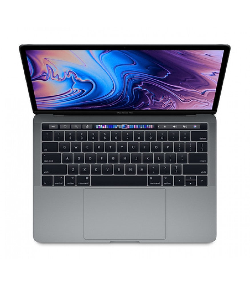 MacBook Pro with touchbar