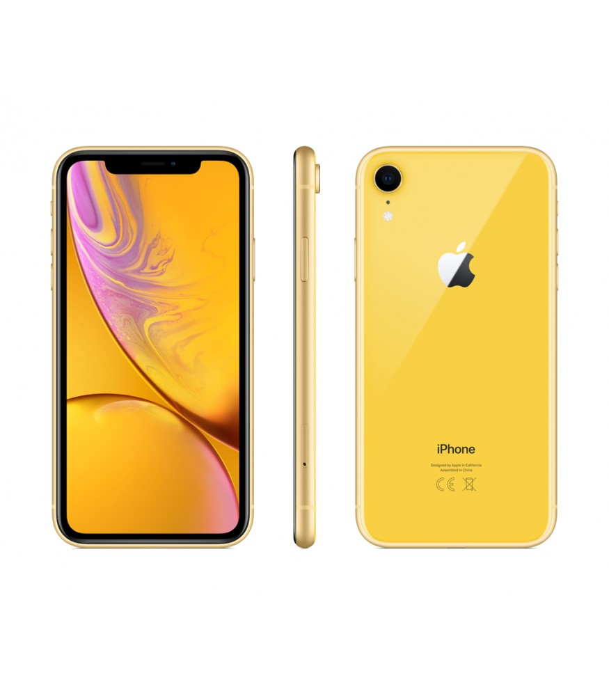 Apple iPhone XR - 64GB 3GB Yellow