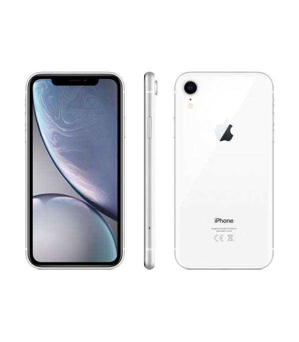 Apple iPhone XR - 256GB 3GB White