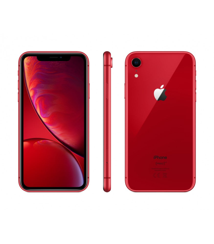 Apple iPhone XR - 256GB 3GB Red