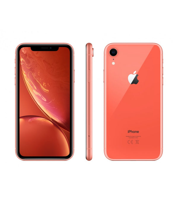 Apple iPhone XR - 256GB 3GB Coral