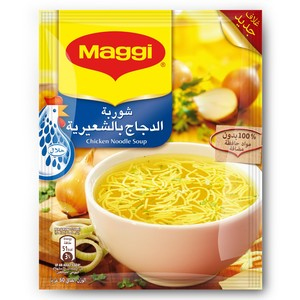 Maggi Chicken Noodle Soup 60g x 12 pieces