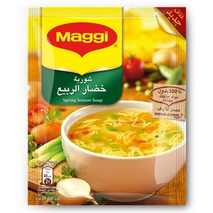 Maggi Spring Season Soup 59g x 12 Pieces