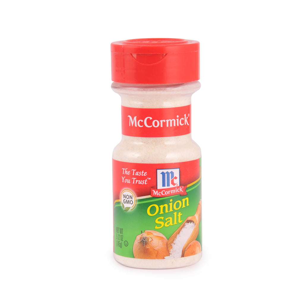 McCormick Onion Salt Seasoning 145g