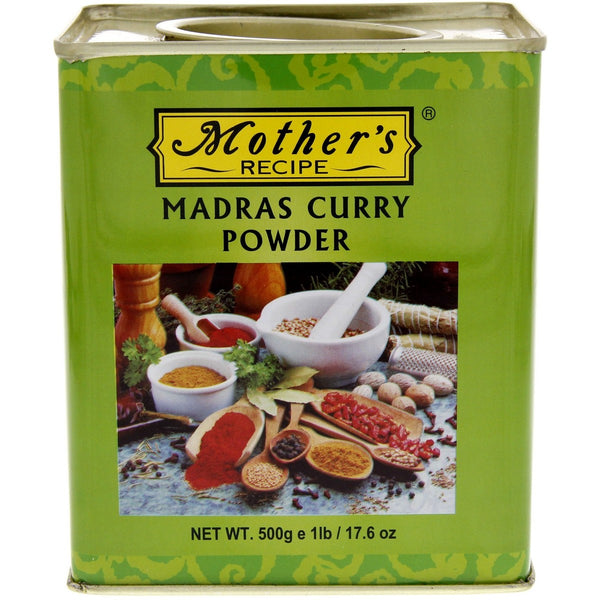 Mother'S Recipe Madras Curry Powder 500g