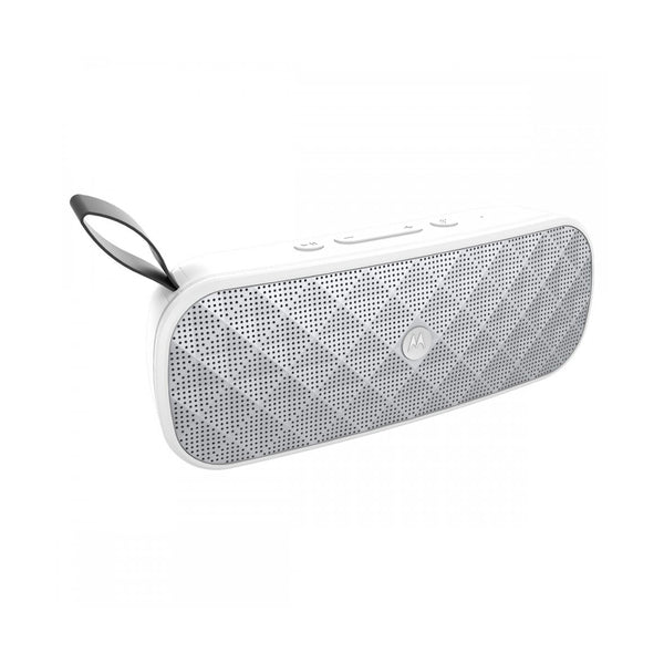 Motorola Bluetooth Speaker Sonic Play Plus MSP275 White