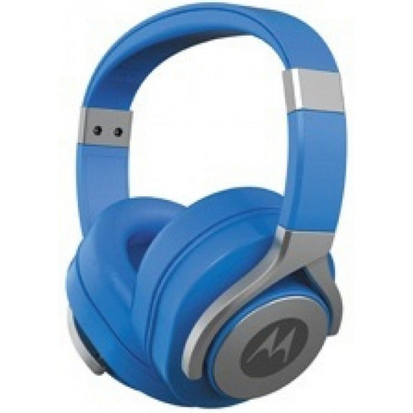 Motorola Wired Head Set Pulse Max Series Blue