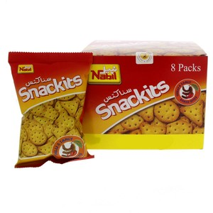 Nabil Snackits Chilli And Tangy 40g x 8pcs