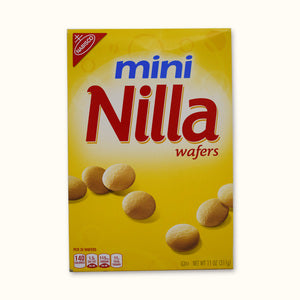 Nabisco Mini Nilla Wafer 311g
