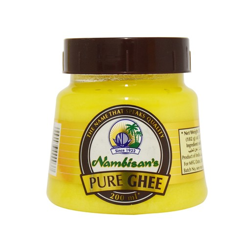 Nambisan's Pure Ghee 200ml