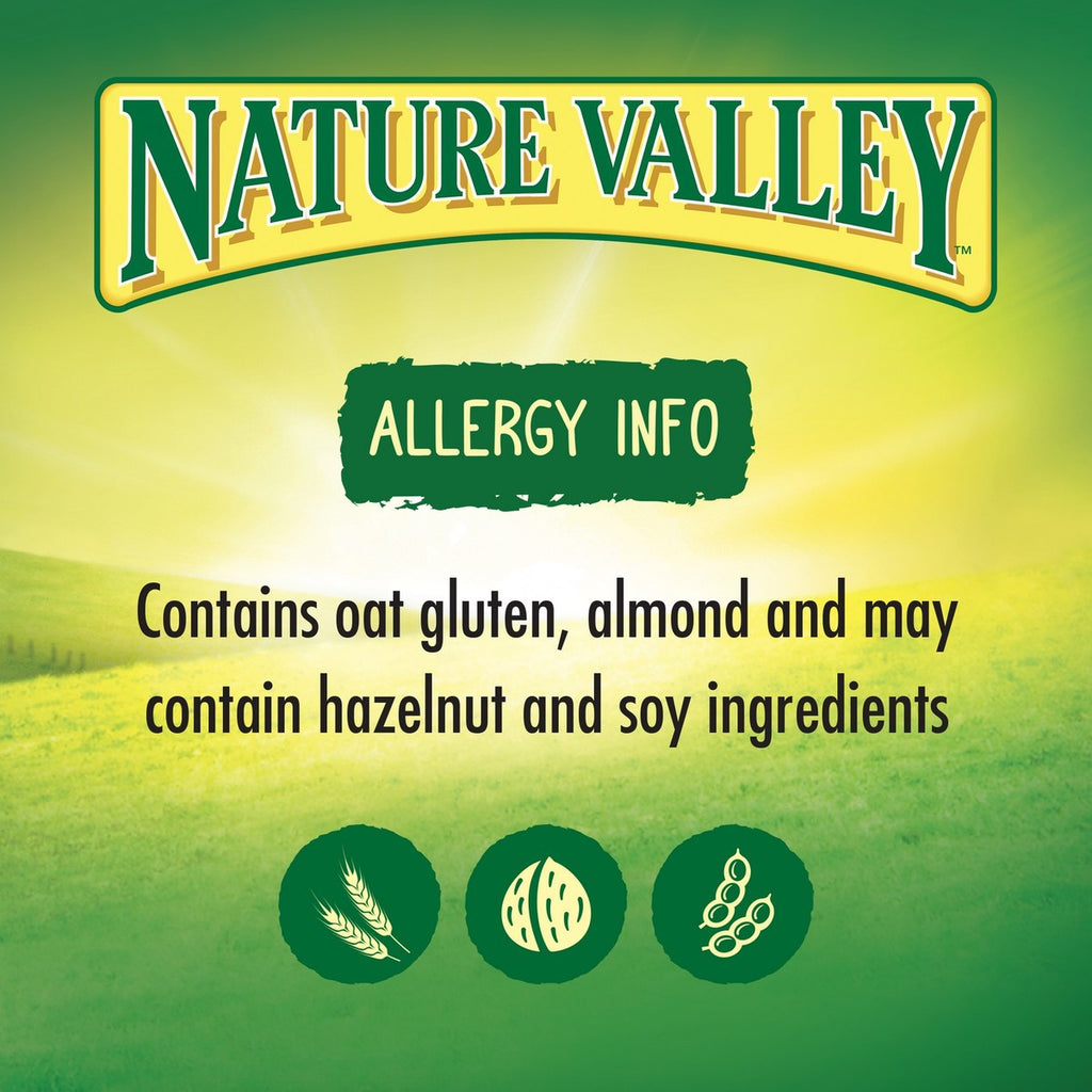 Nature Valley Roasted Almonds Granola Bar 42g x 6 Pieces