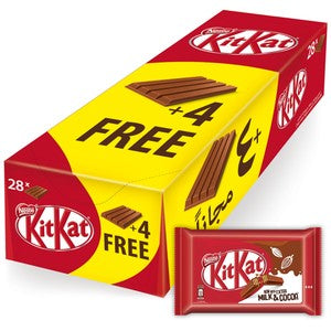 Nestle® KitKat 4 Fingers 41.5g x 28pcs