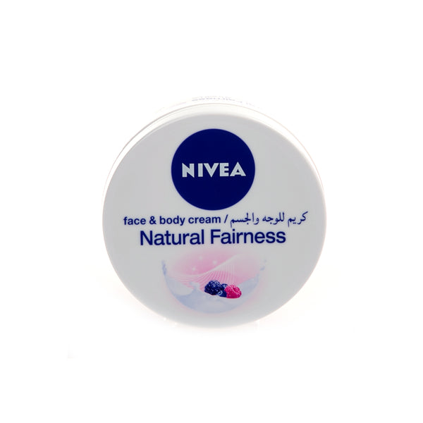 Nivea Face & Body Cream Natural Fairness 100ml