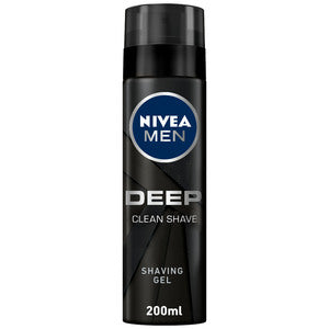 Nivea Men Shaving Gel Deep 200ml