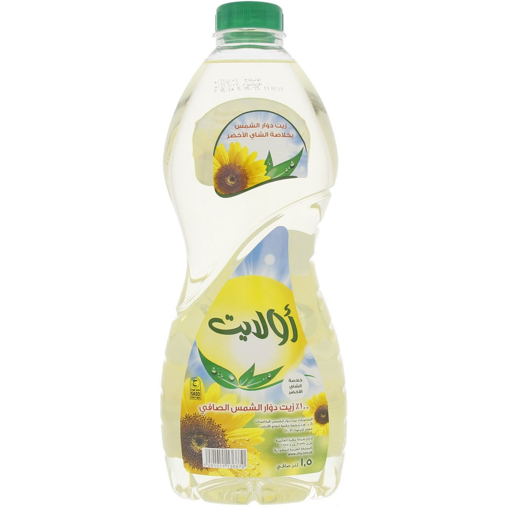 O'Lite Pure Sunflower Oil 1.5Litre