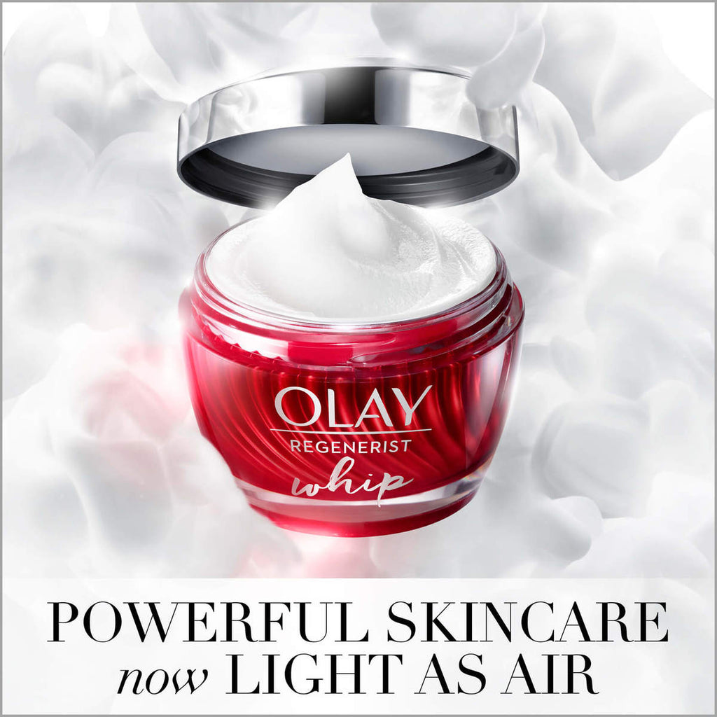 Olay Regenerist Whip Light As Air Moisturiser 50ml
