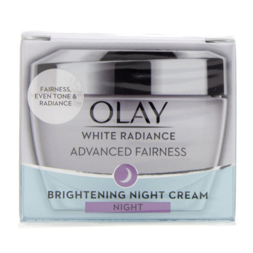 Olay White Radiance Fairness Night Restoring Cream 50g