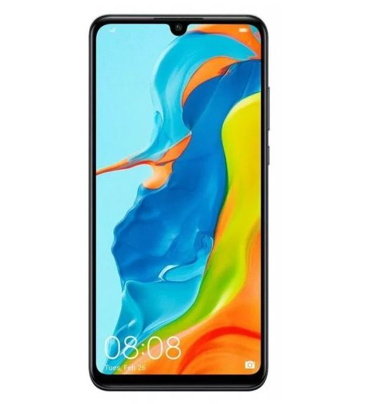 Huawei P30 Lite 128GB 4GB Midnight Black
