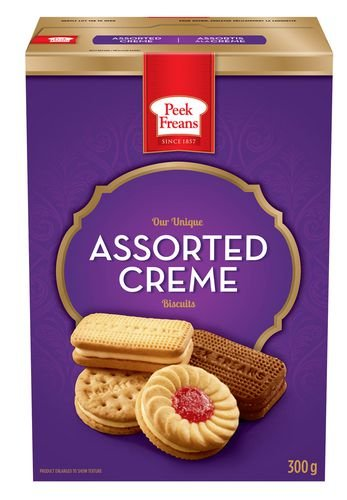 PEEK FREANS BISCUITS ASSORTED 4X112