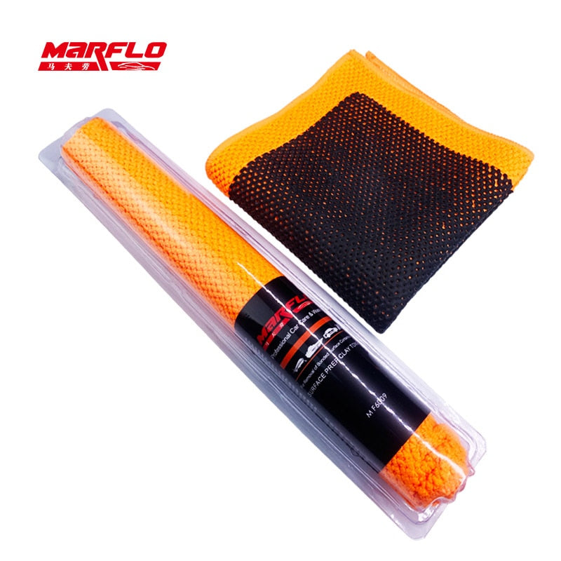 Paint Care Magic Clay Towel Microfiber Cloths Brushes Clay Bar Car Wash Paint Cleaning Marflo Auto Detailing Polishing Cloth