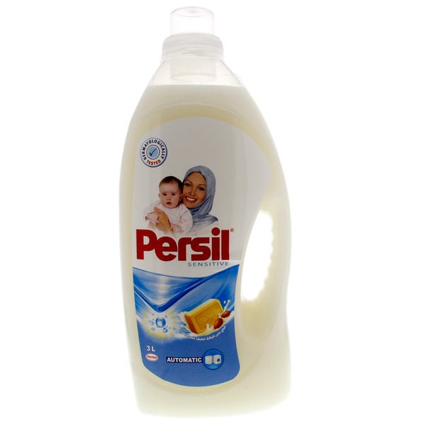 Persil Sensitive Automatic Liquid Detergent 3Litre