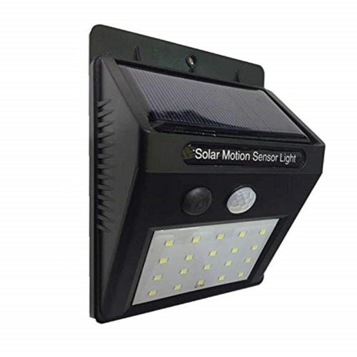 Powerman Solar Motion Sensor LED Wall Light KSW-801B