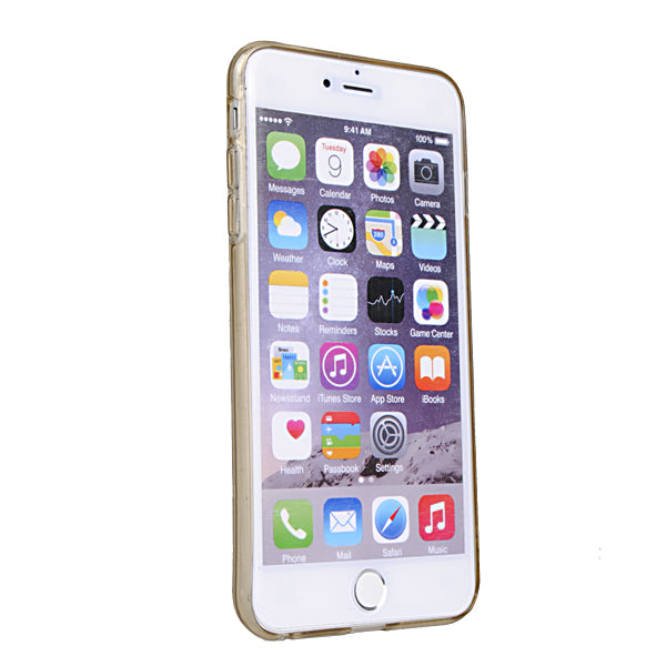 Rock Transparent Invisible Soft TPU Case For iPhone 6 Plus