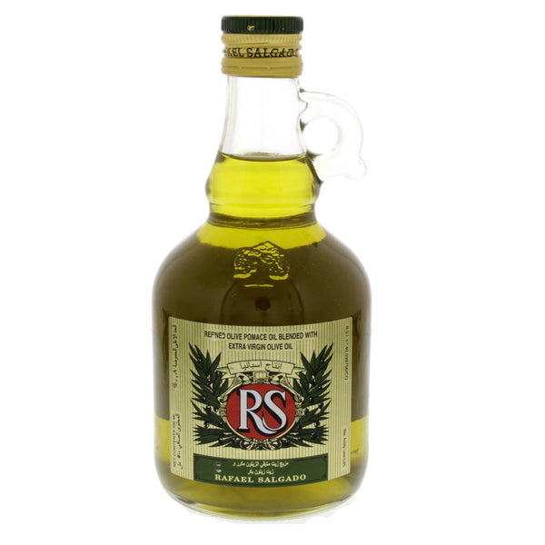 Rs Refined Olive Pomace Oil Blend With Extra Virgin Olive Oil 500ml