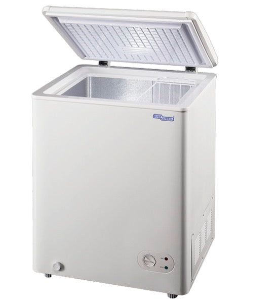 SUPER GENERAL CHEST FREEZER 150 LT,ALUMINIUM LINING