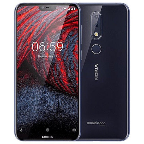 Nokia 6.1 plus 64GB 4GB