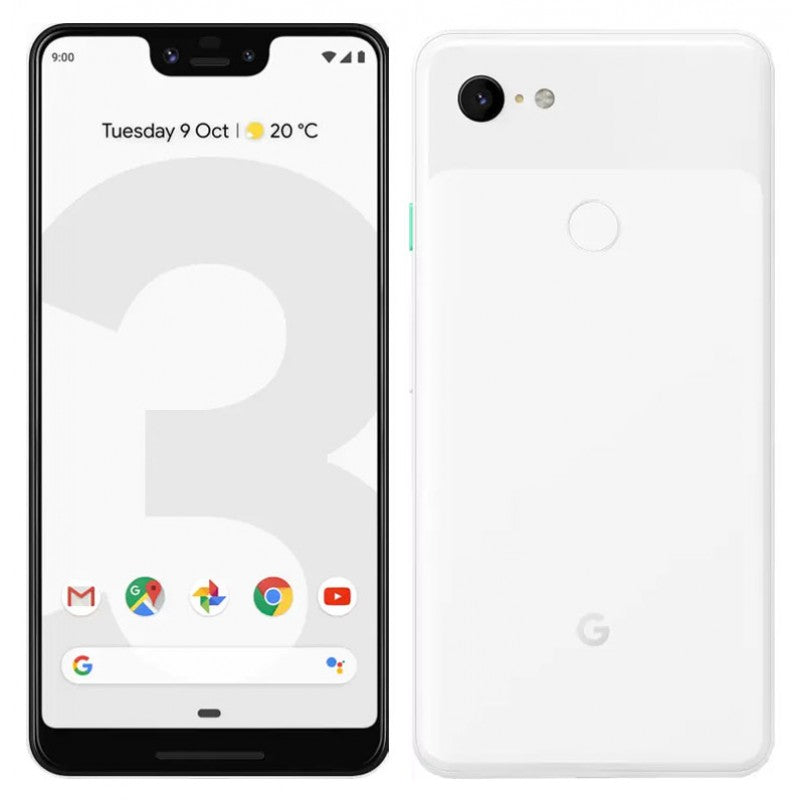 Google Pixel 3 XL 64GB/4GB - Clearly White