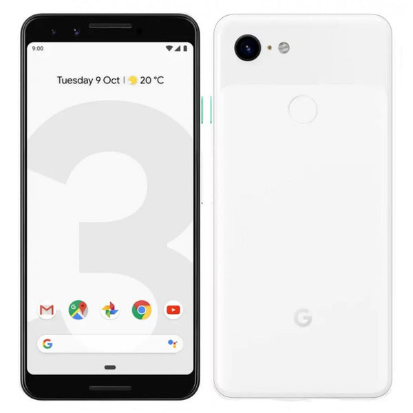 Google Pixel 3 64GB/4GB - Clearly White