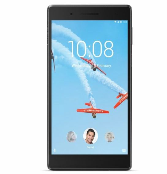 Lenovo Tab 7 TB7504X Tablet – Android WiFi+4G 16GB 2GB 7inch Slate Black