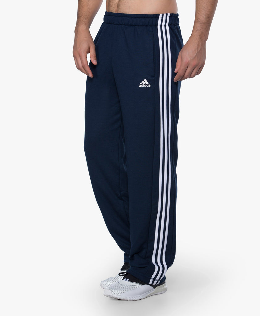 Essentials 3-Stripes French Terry Pants