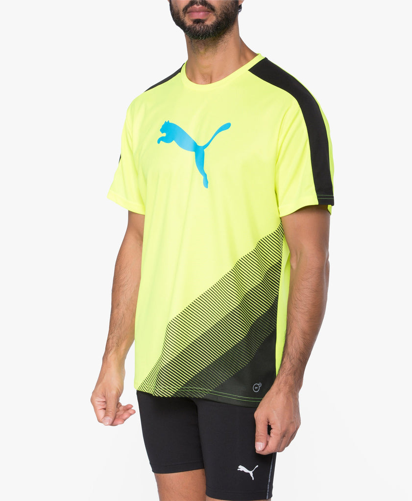 Puma Cat Graphic Training T-Shirt