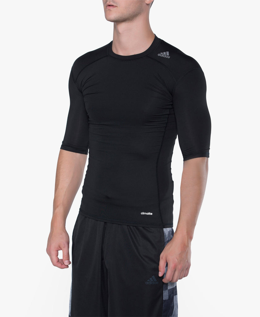 Adidas Short Sleeve TechFit Base Tee