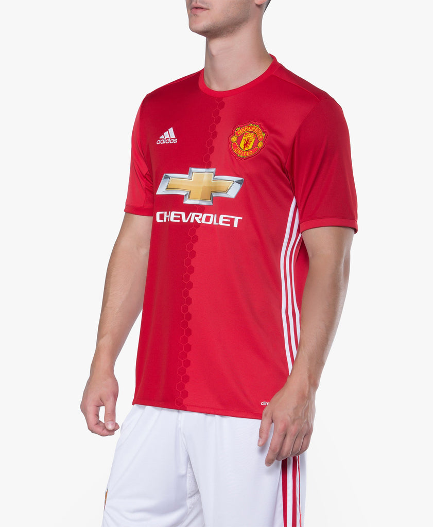 Adidas Manchester United F.C. Home Replica Jersey