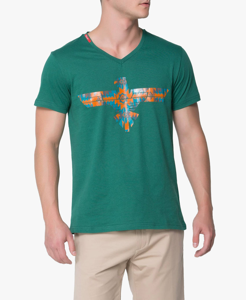 Ethnic Falcon T-Shirt