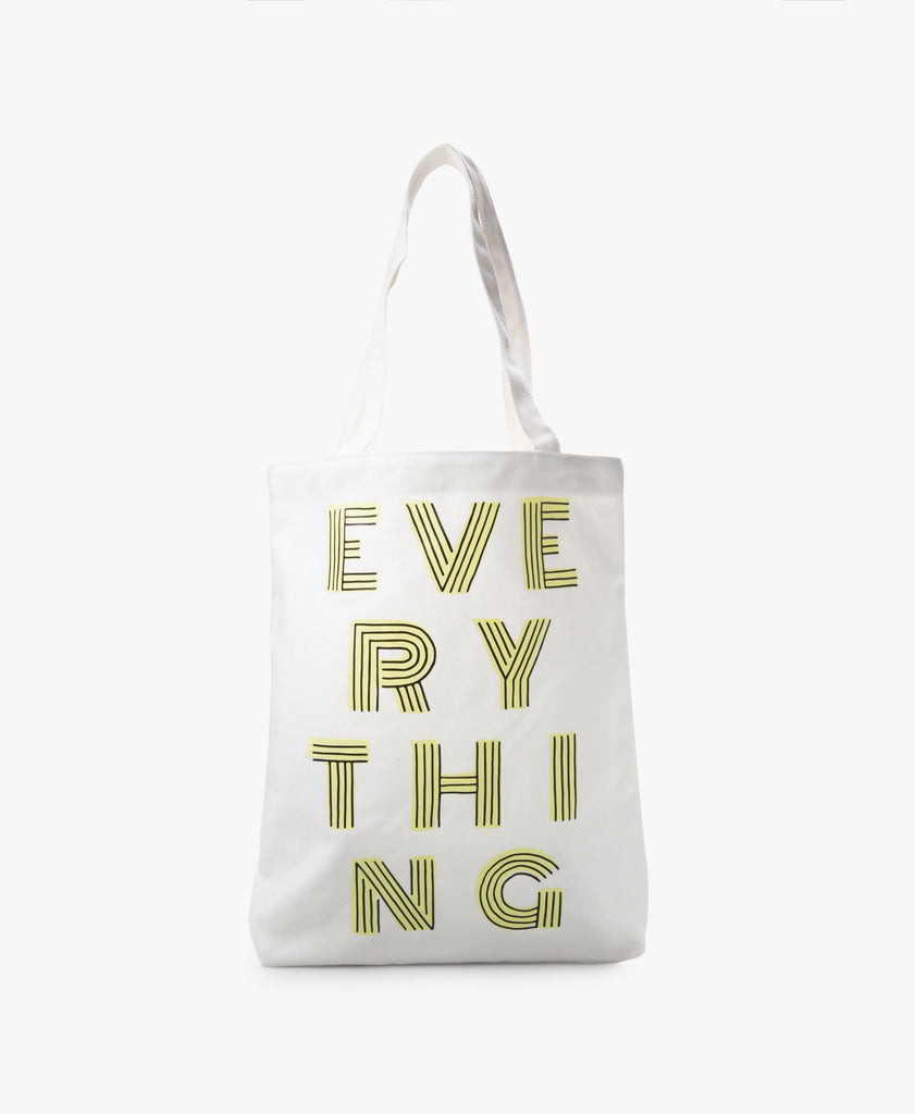 Everything Canvas Tote Bag