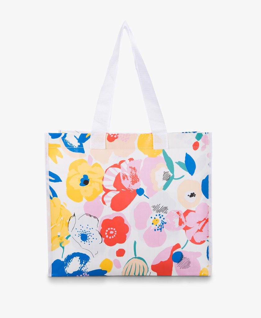Mega Blooms I Want It Shopper Bag