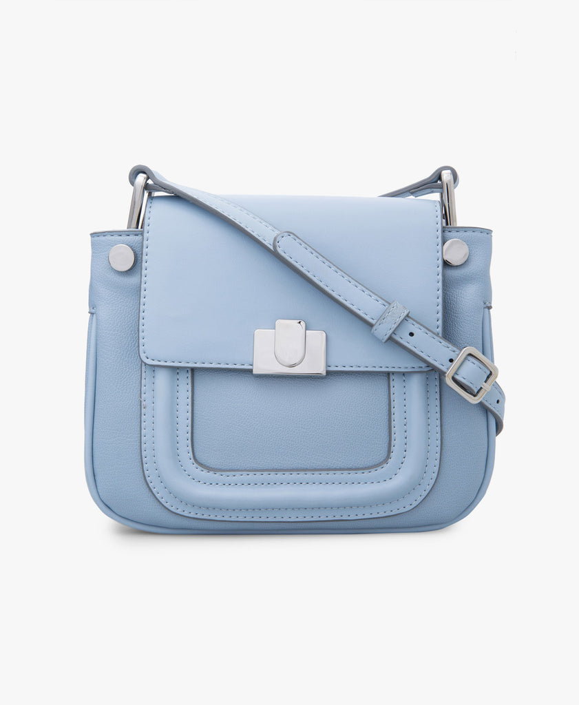 Cutaway Chic Cross-Body Bag