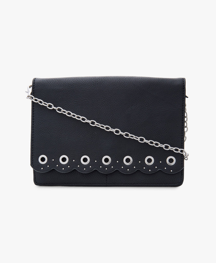 Scallop Cross-Body Bag